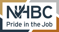 National House-Building Council Pride in the Job logo