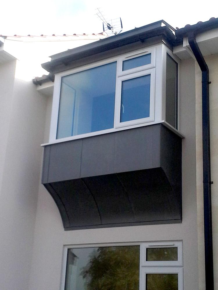 Zinc Standing Seem Roofing Mike White Ltd
