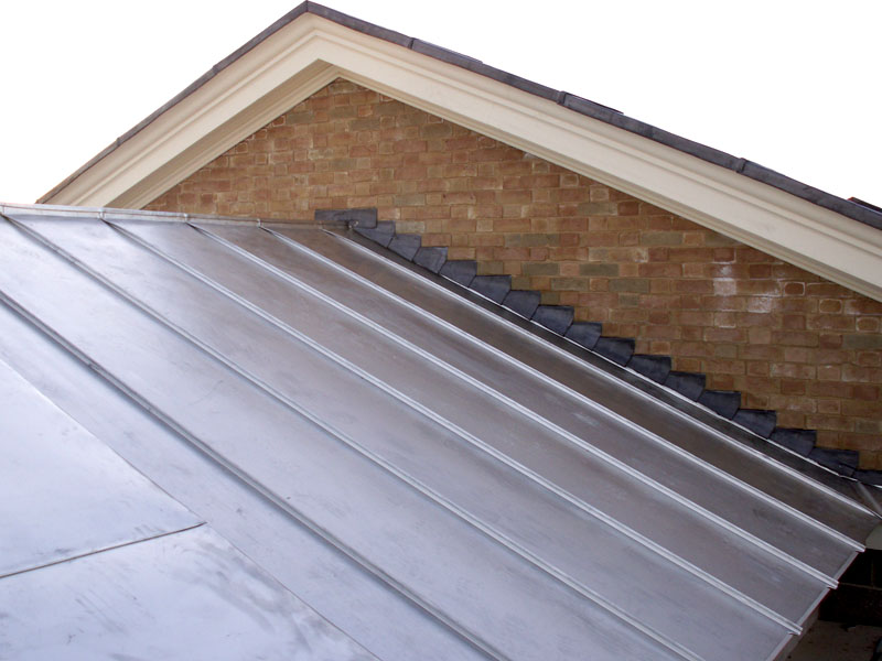 Stainless Steel Standing Seem Roofing Mike White Ltd